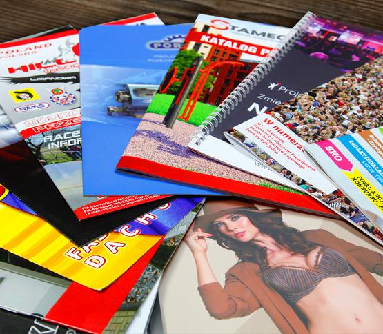 Katalogi / gazetki
