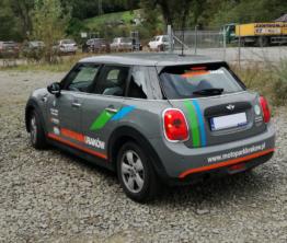 Reklama na pojazdach AMP