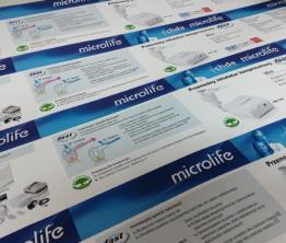 Pudełka Microlife
