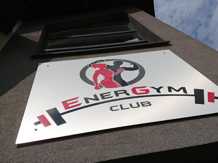 Tablice EnergyGym