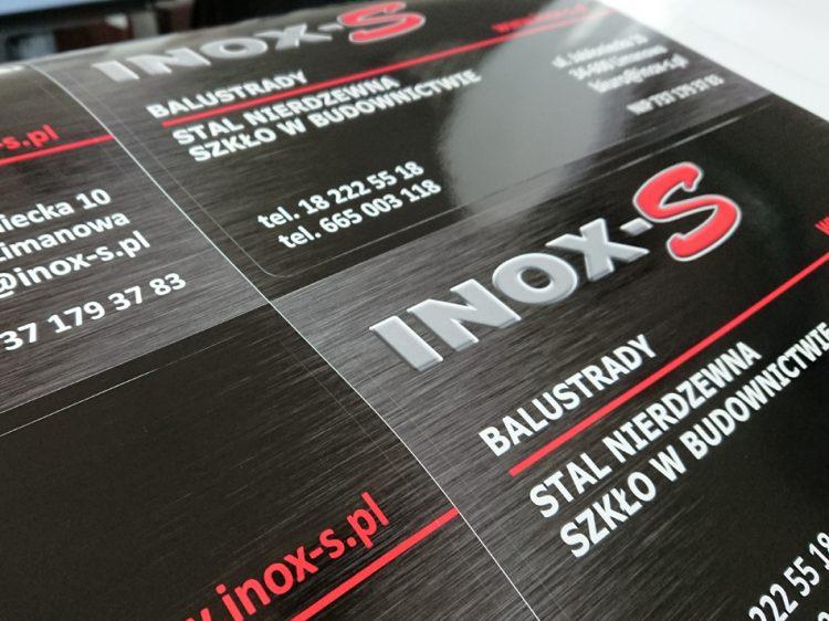 Naklejki – INOX-S