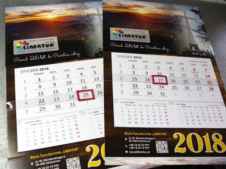 Kalendarze – Limatur
